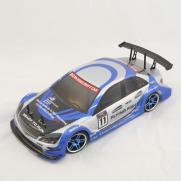 Радиоуправляемый автомобиль для дрифта HSP Flying Fish 1 - 1:10 4WD - 94123PRO-12381 - 2.4G  (сине-серый, 36 см)